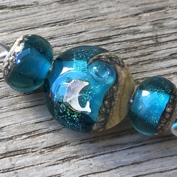 Glass Beads - Focals and Sets