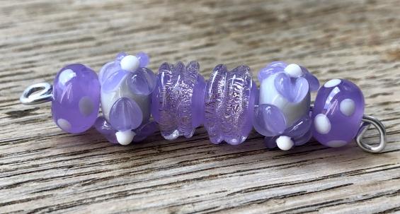 Violet Baubbles